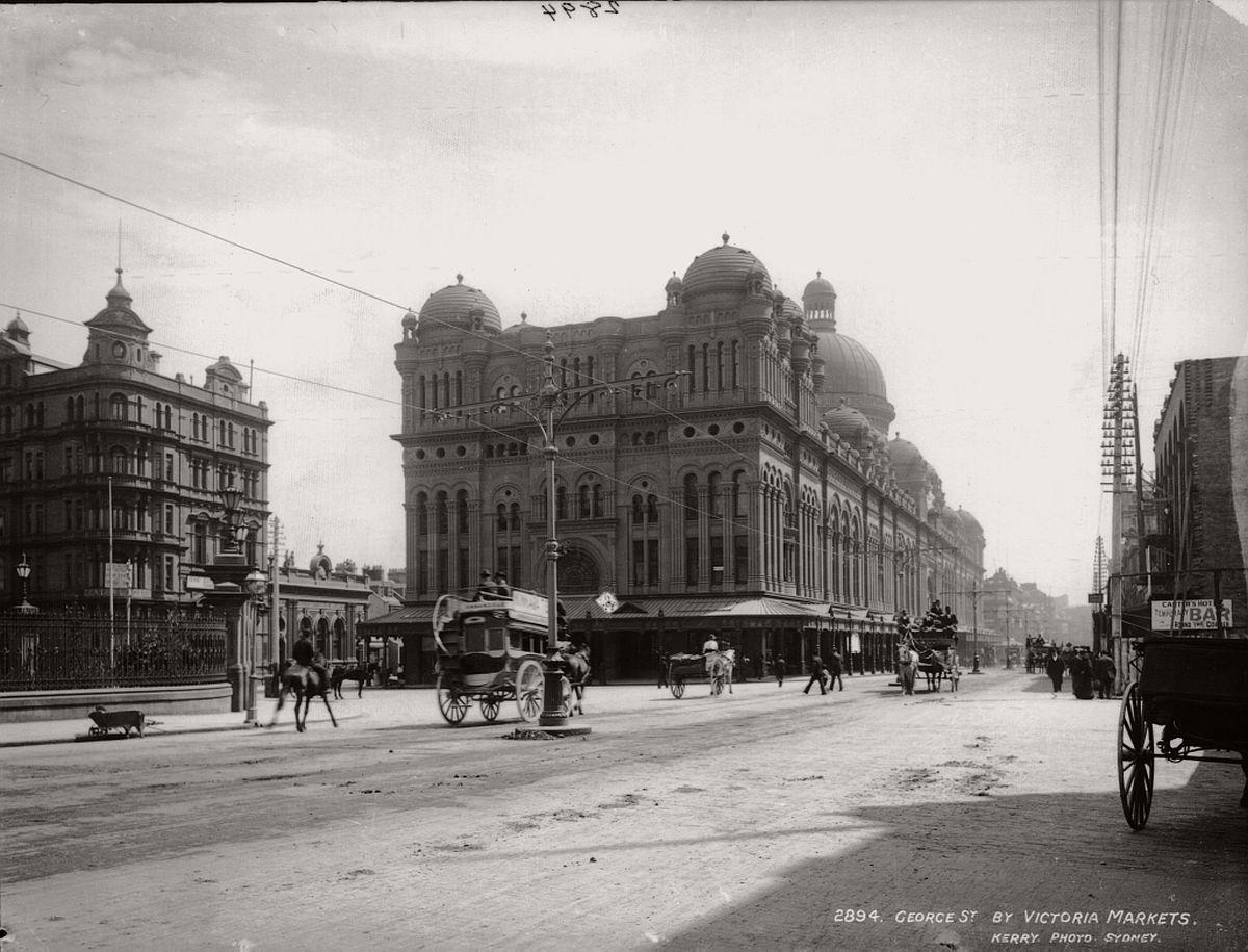 vintage-glass-plate-images-streets-sydney-city-australia-1900s-xix-century-411