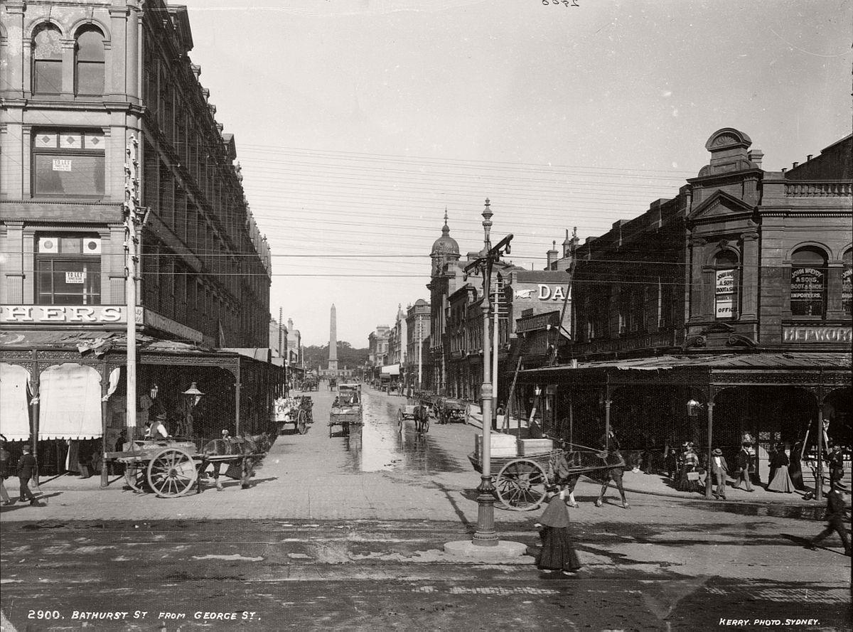 vintage-glass-plate-images-streets-sydney-city-australia-1900s-xix-century-431