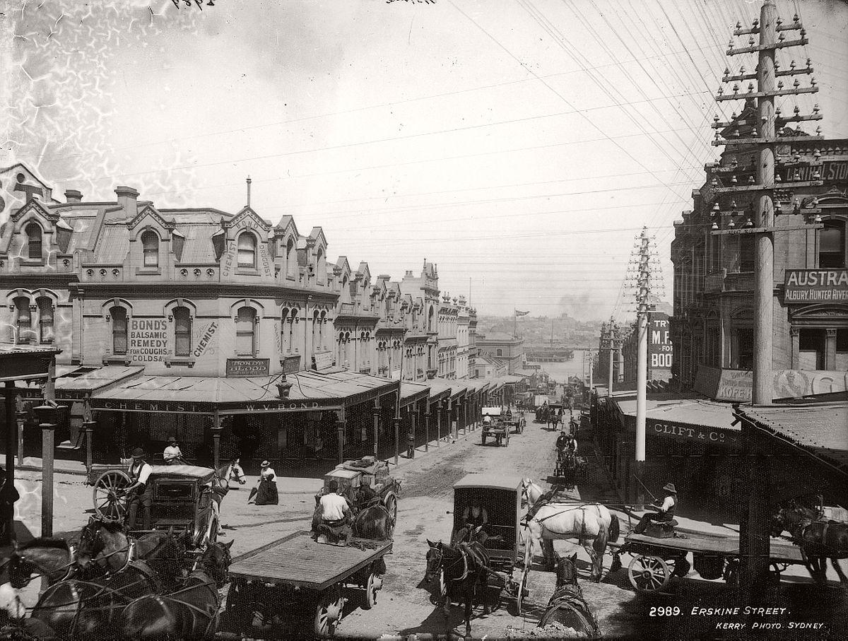 vintage-glass-plate-images-streets-sydney-city-australia-1900s-xix-century-441