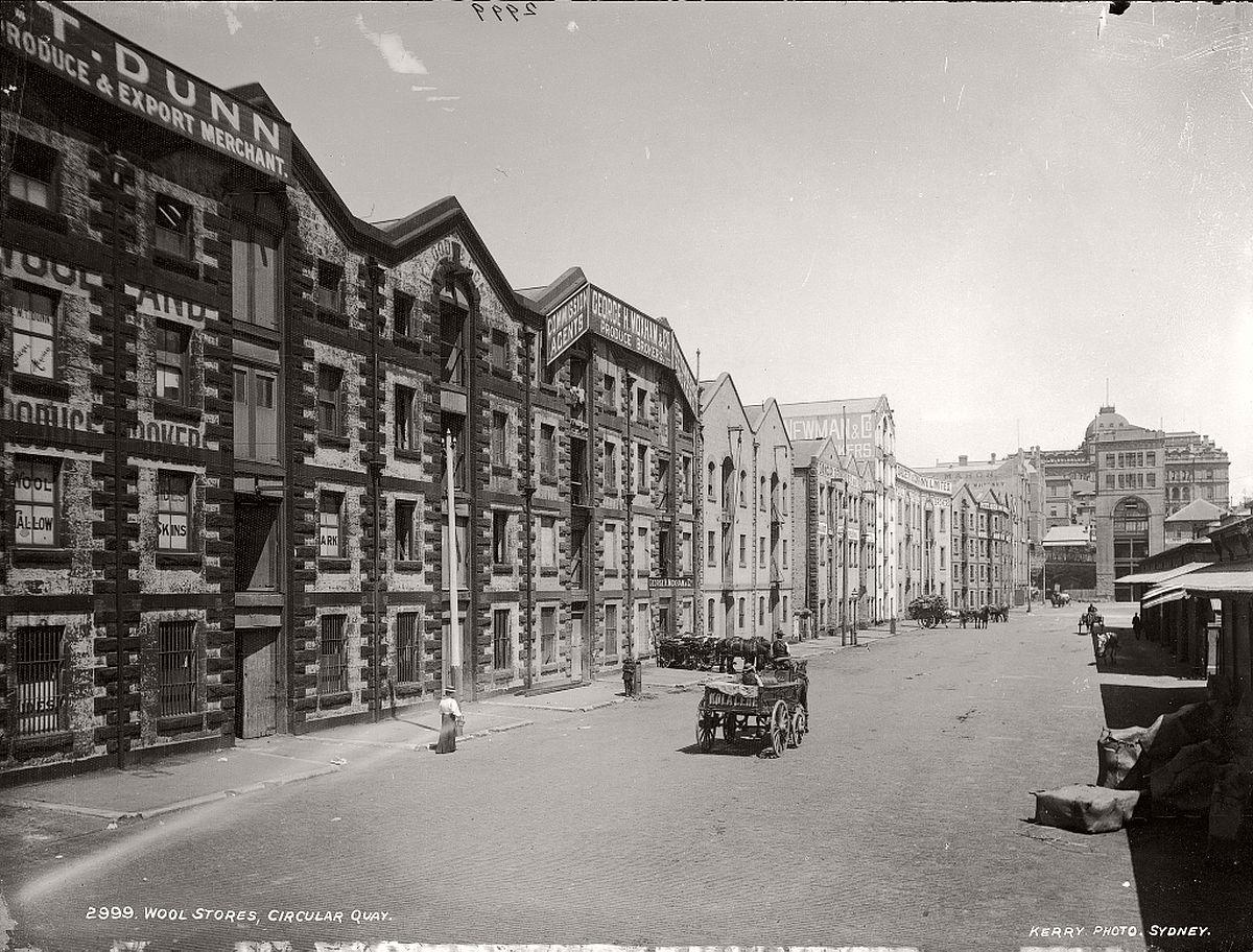 vintage-glass-plate-images-streets-sydney-city-australia-1900s-xix-century-461