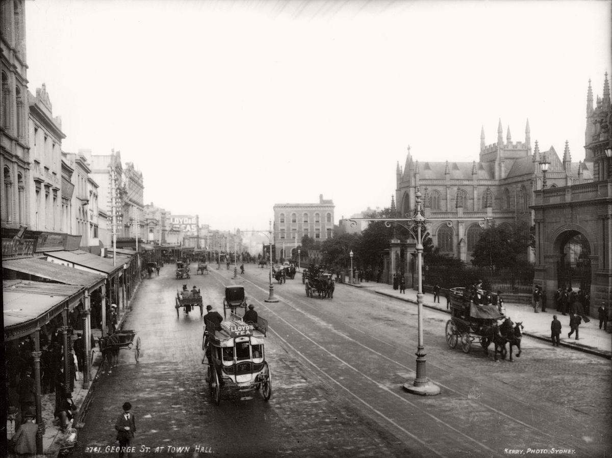 vintage-glass-plate-images-streets-sydney-city-australia-1900s-xix-century-471