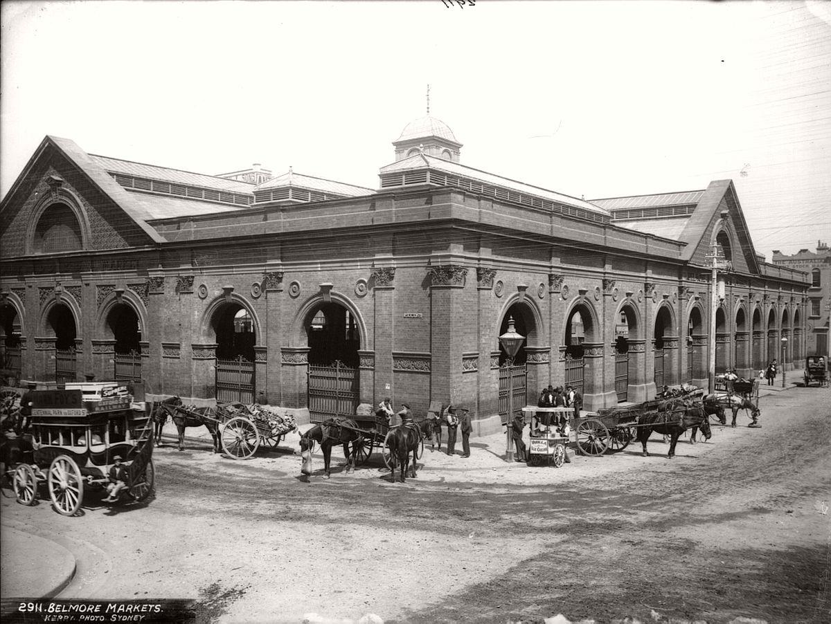 vintage-glass-plate-images-streets-sydney-city-australia-1900s-xix-century-501