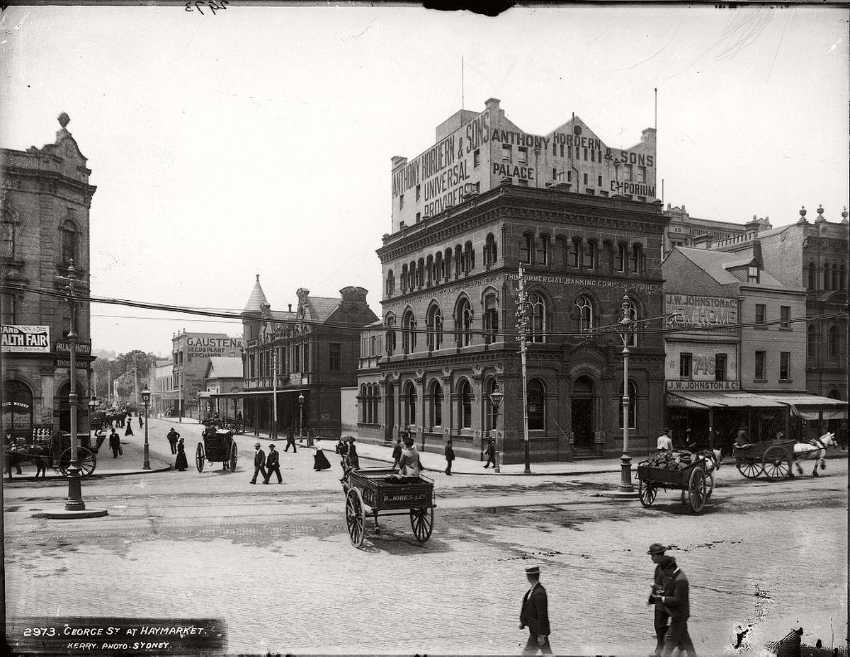 vintage-glass-plate-images-streets-sydney-city-australia-1900s-xix-century-521