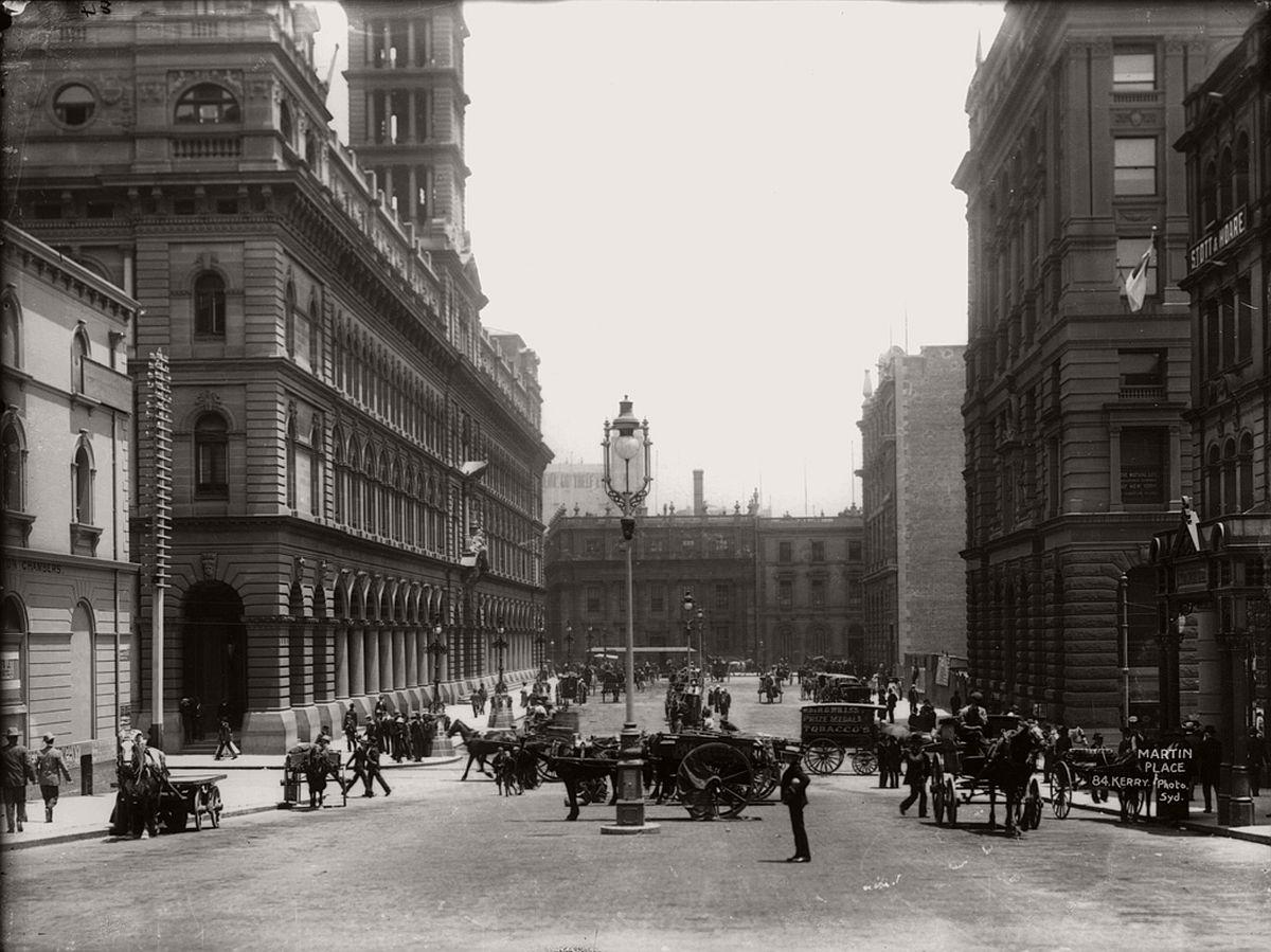 vintage-glass-plate-images-streets-sydney-city-australia-1900s-xix-century-611