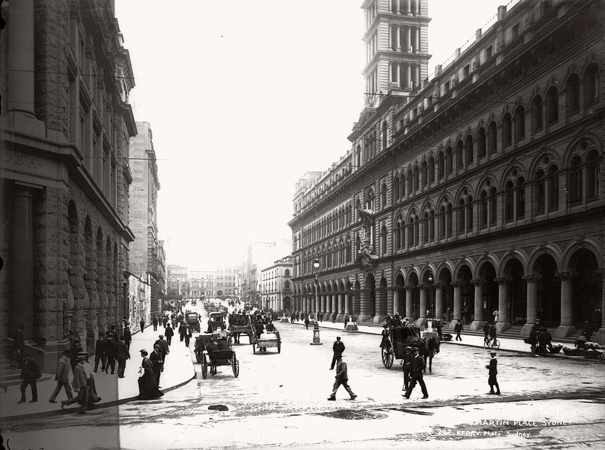vintage-glass-plate-images-streets-sydney-city-australia-1900s-xix-century-621