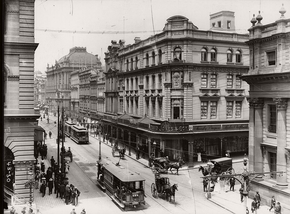vintage-glass-plate-images-streets-sydney-city-australia-1900s-xix-century-71