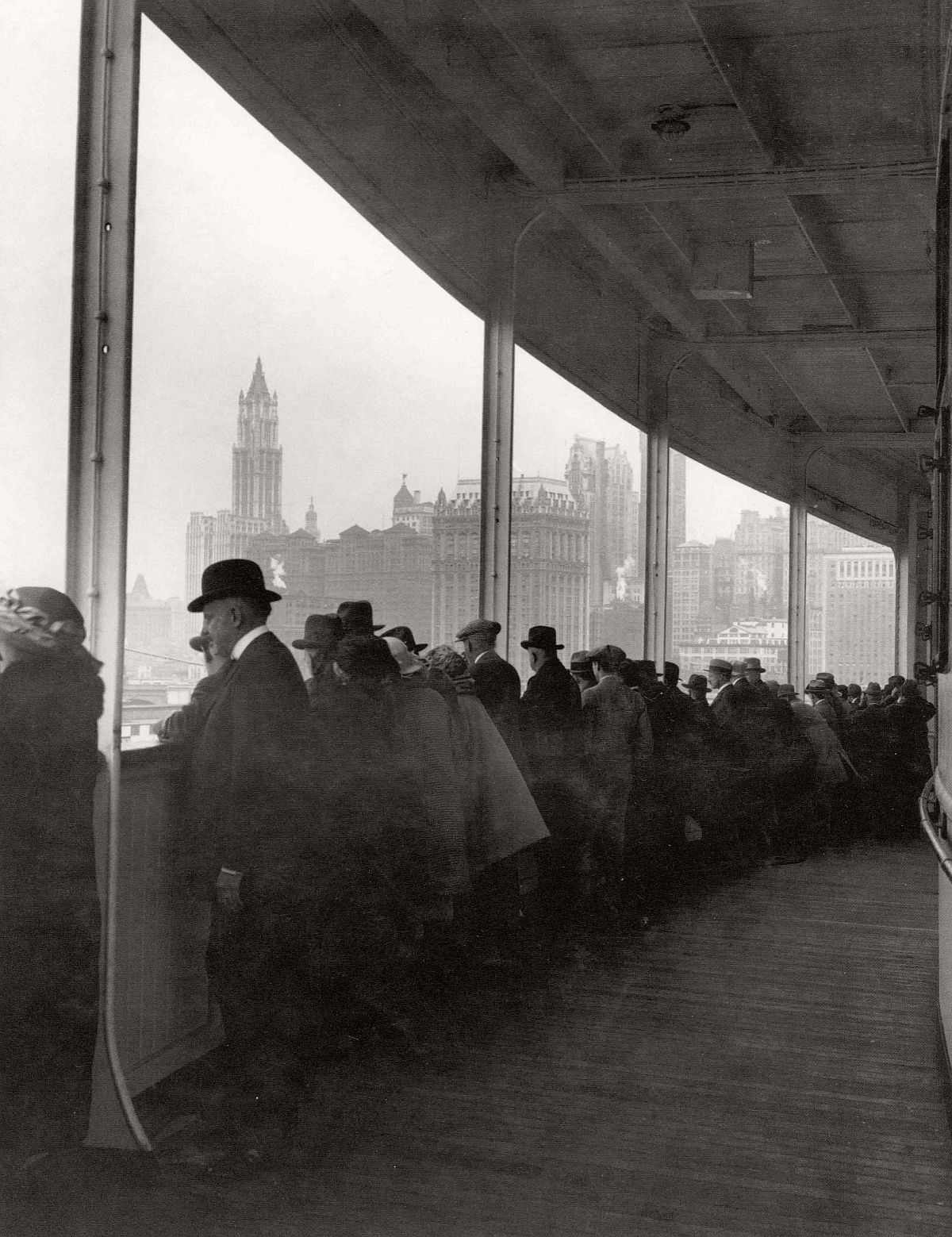 vintage-historic-new-york-city-black-white-in-1914-18