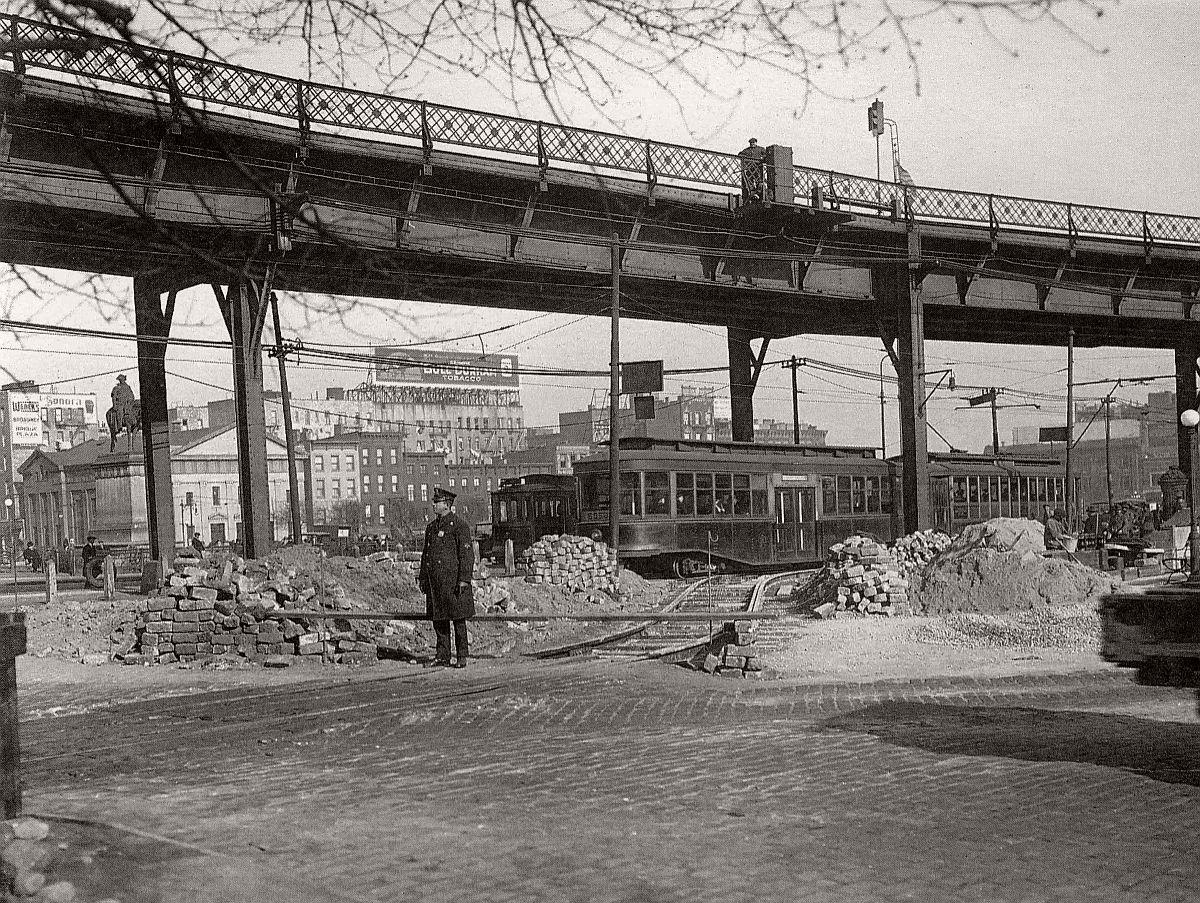 vintage-historic-new-york-city-black-white-in-1921-33