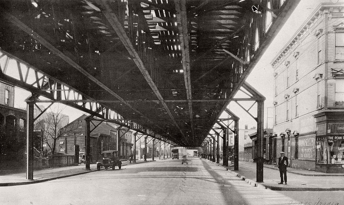 vintage-historic-new-york-city-black-white-in-1929-32