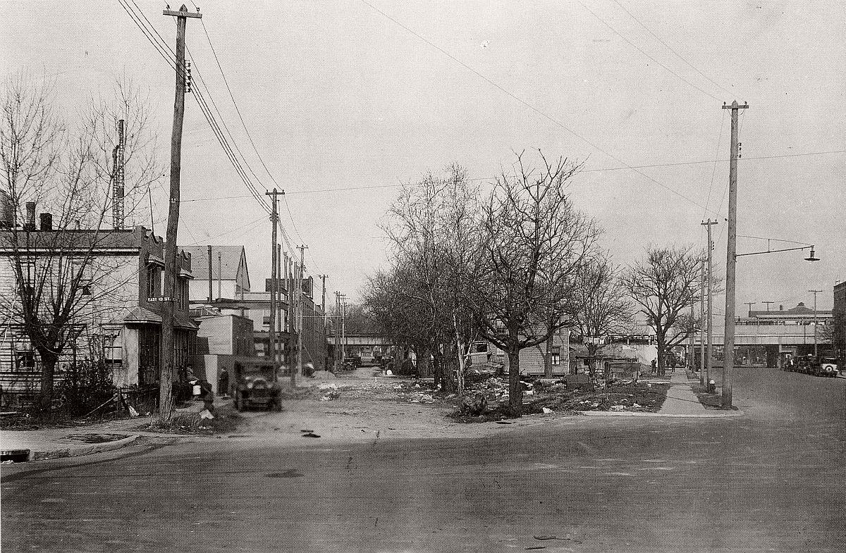 vintage-historic-new-york-city-black-white-in-1929-49