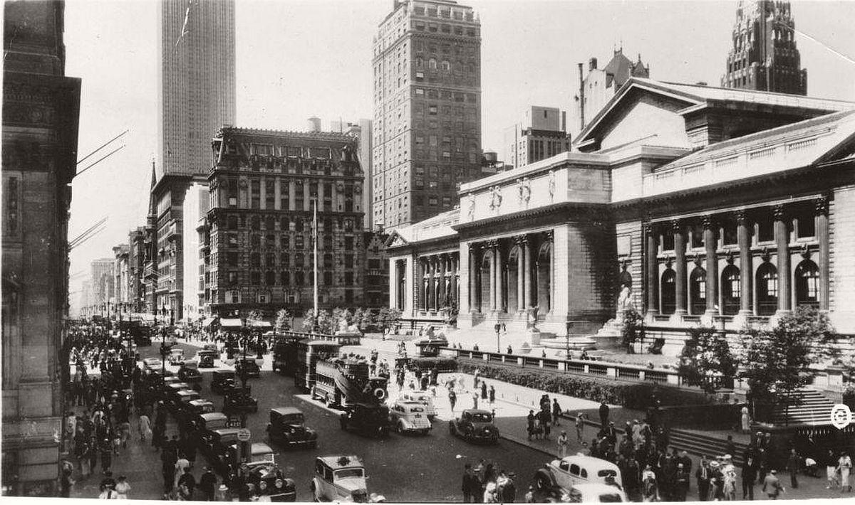 vintage-historic-new-york-city-black-white-in-1936-10