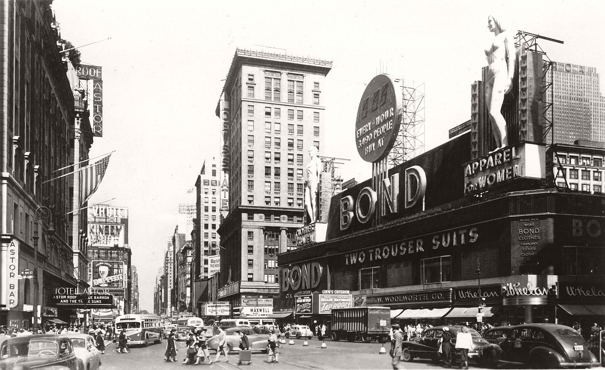 vintage-historic-new-york-city-black-white-in-1946-16