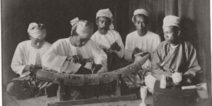 Vintage: historic photos of Calcutta in Colonial India (1903)