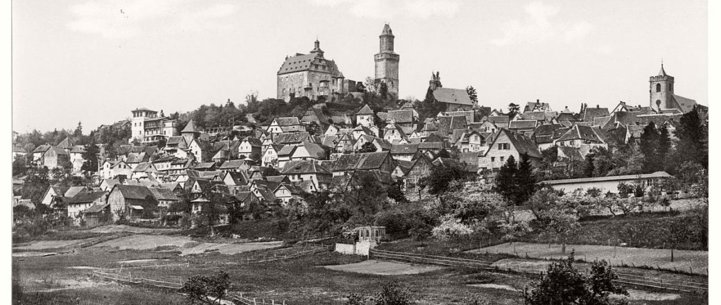 Vintage historic photos of frankfurt am main germany in the late 19th century