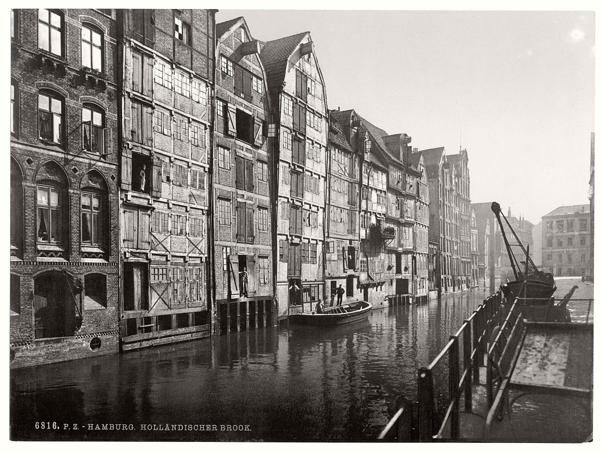 vintage-historic-photos-of-hamburg-germany-circa-1890s-19th-century-19