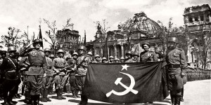 Vintage: historic photos of The Battle of Berlin (1945)