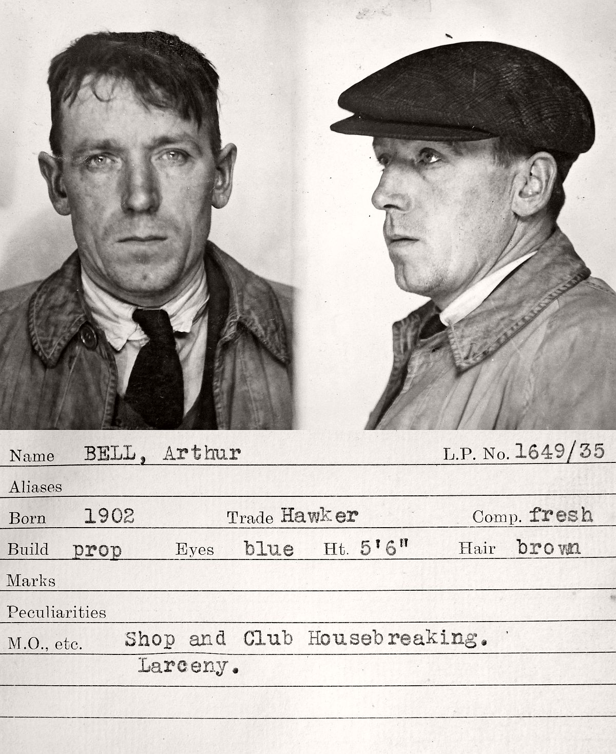 vintage-mug-shot-of-criminals-from-newcastle-upon-tyne-1930s-22