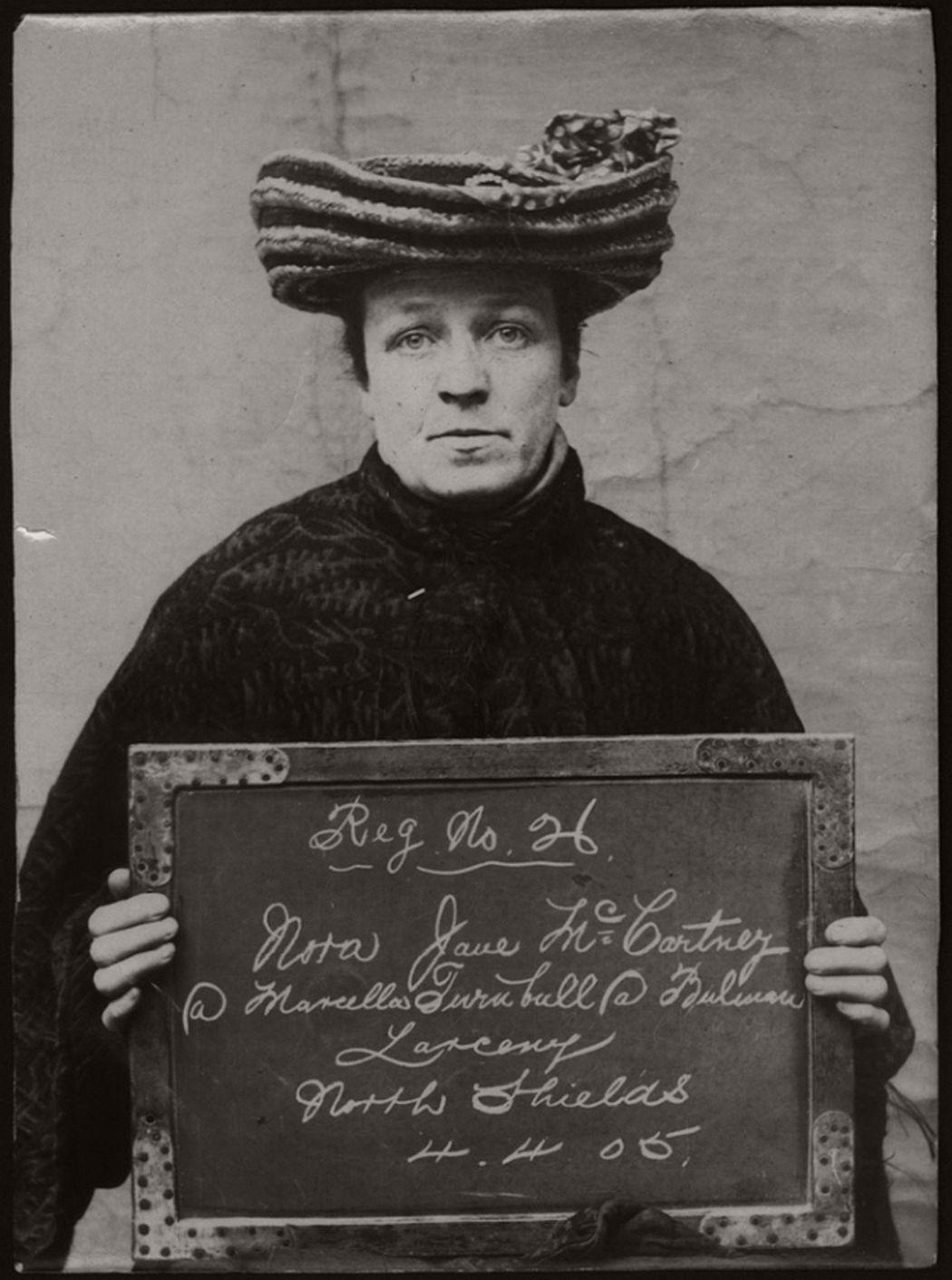 vintage-mug-shot-of-women-criminals-from-north-shields-1903-1905-04
