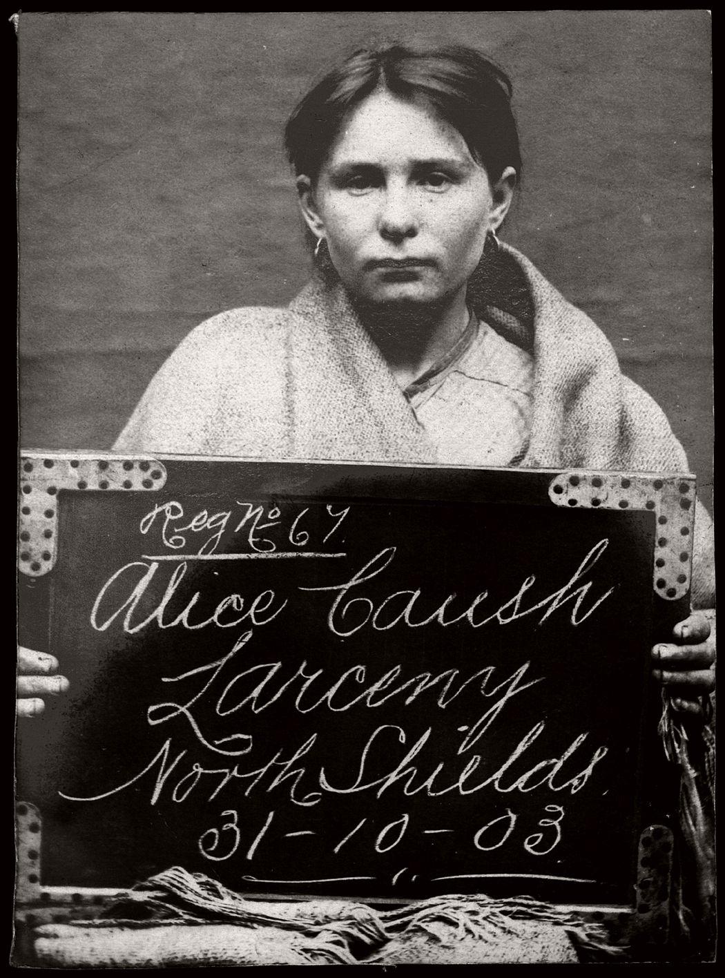 vintage-mug-shot-of-women-criminals-from-north-shields-1903-1905-08
