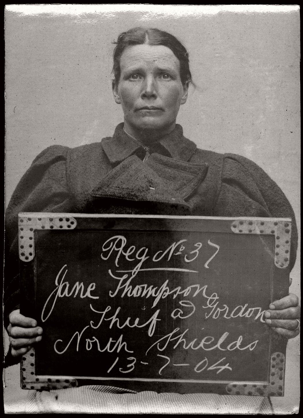 vintage-mug-shot-of-women-criminals-from-north-shields-1903-1905-15