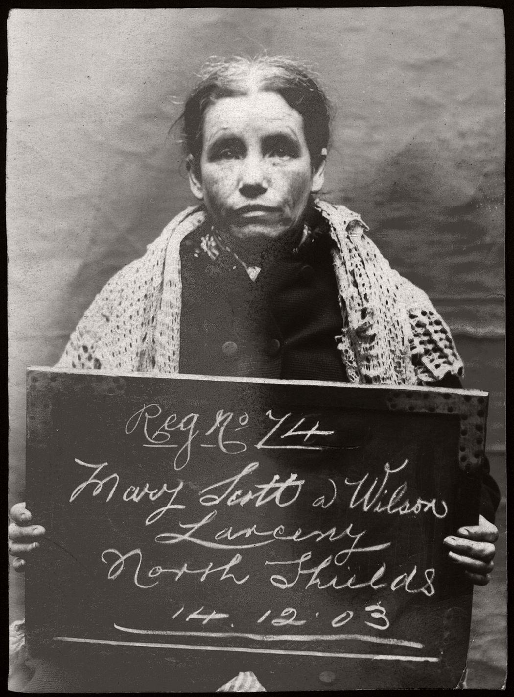 vintage-mug-shot-of-women-criminals-from-north-shields-1903-1905-16