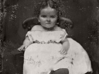 Victorian Era Daguerreotype Portraits of Children (1840s and 1850s)