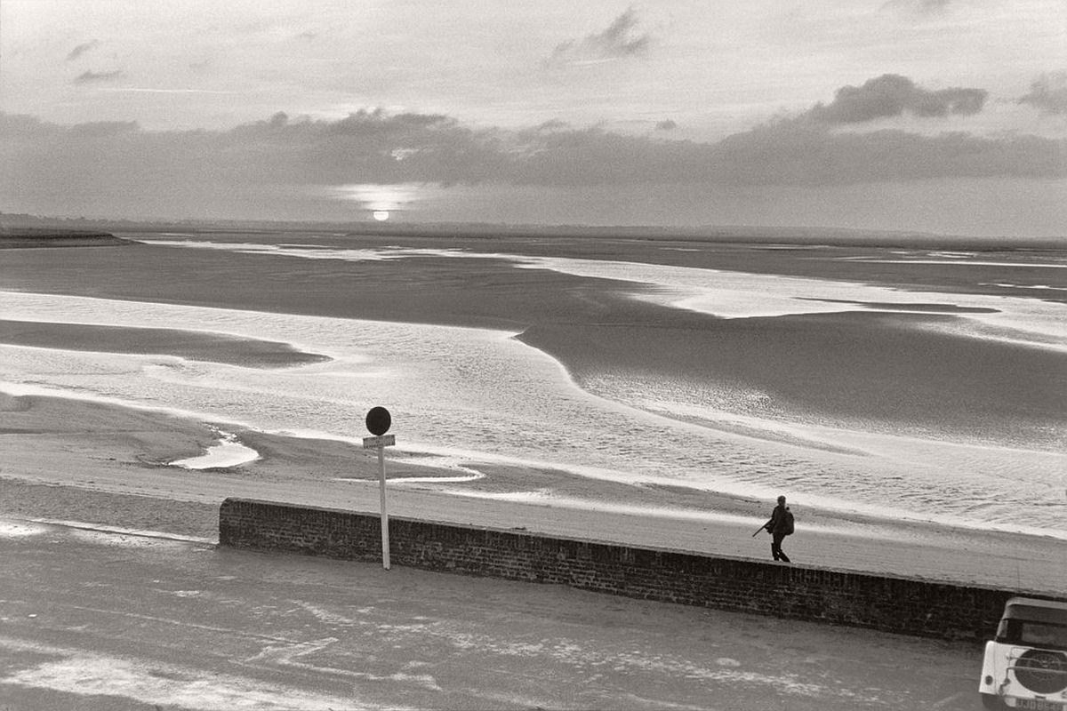 FRANCE. Baie de Somme. 1970.