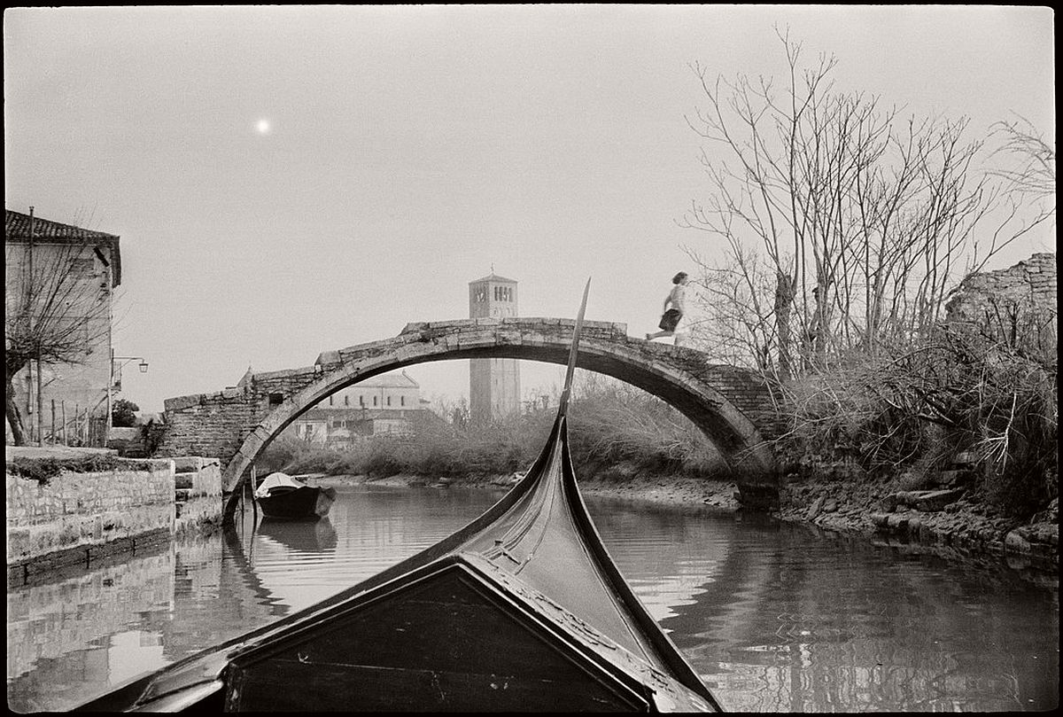 ITALY. Venice. 1953. Torcello in the Venetian Lagoon.