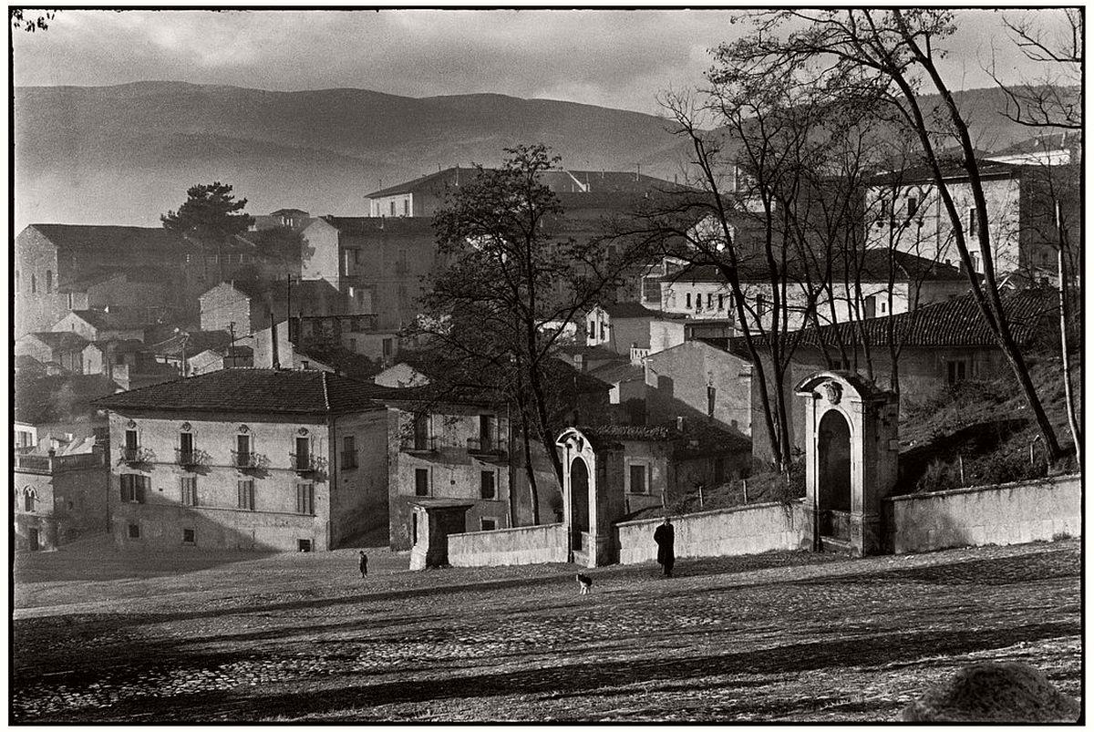 ITALY. Abruzzo. Aquila. 1951.