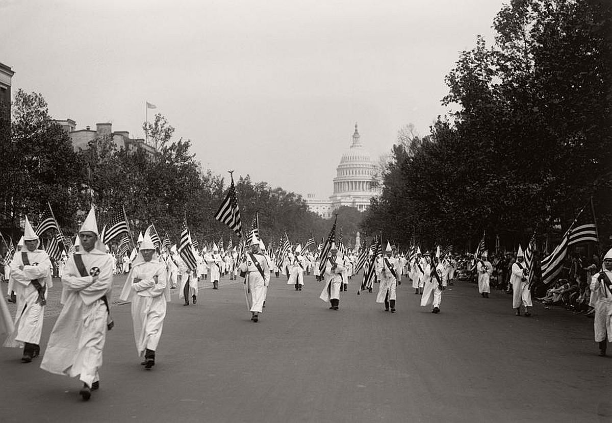 an evaluation of the ku klux klan Investigative news virginia with an emphasis on the journe dtude an evaluation of the ku klux klan du bureau national pastorale.