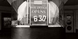 Ave Pildas – Bijou: Photographs of Theater Box Offices