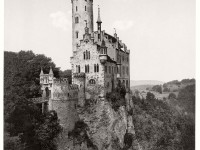 Vintage: B&W photos of German Castles