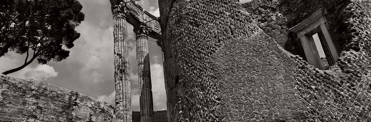 ITALY. Tivoli. The Sibilla Temple. 2012.