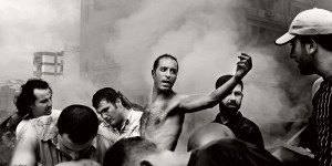 Paolo Pellegrin: As I was Dying