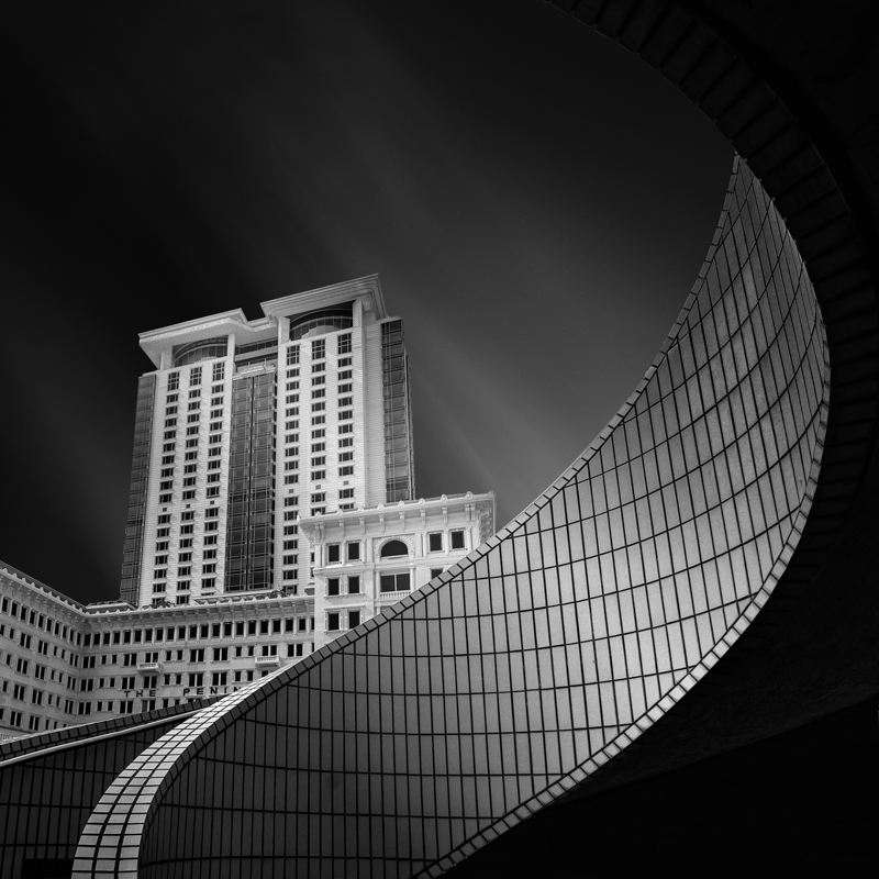 Spiral City © Mohammad Rafiee – Architecture Discovery of the Year 2014, 1st place Winner in Architecture, Amateur