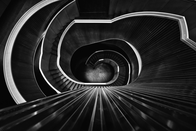 Stair-Eo © Christian Bremer – 2nd place Winner in Architecture, Amateur