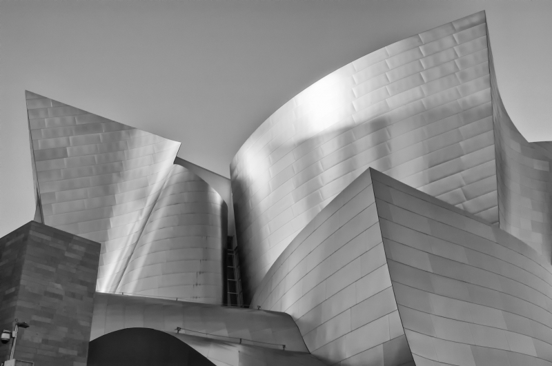 FrankGehryLA © Craig Kempf – Honorable Mention in Architecture, Professional