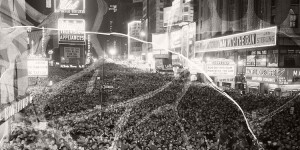 Vintage: New Year's Eve Celebrations (1930s-50s)