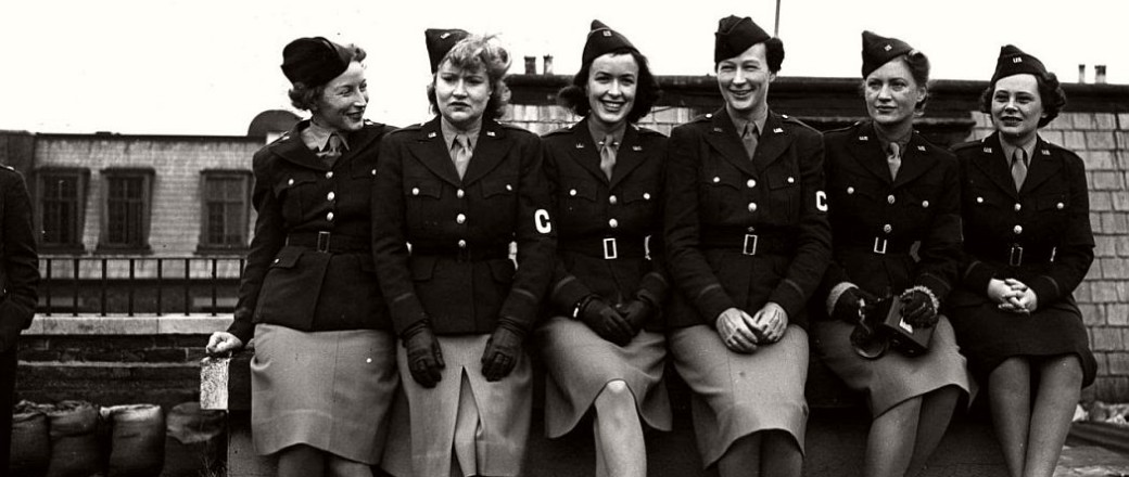 a discussion on women in world war ii Women who were aviation trailblazers a western front in world war ii of what these women sacrificed and did during world war ii, said.