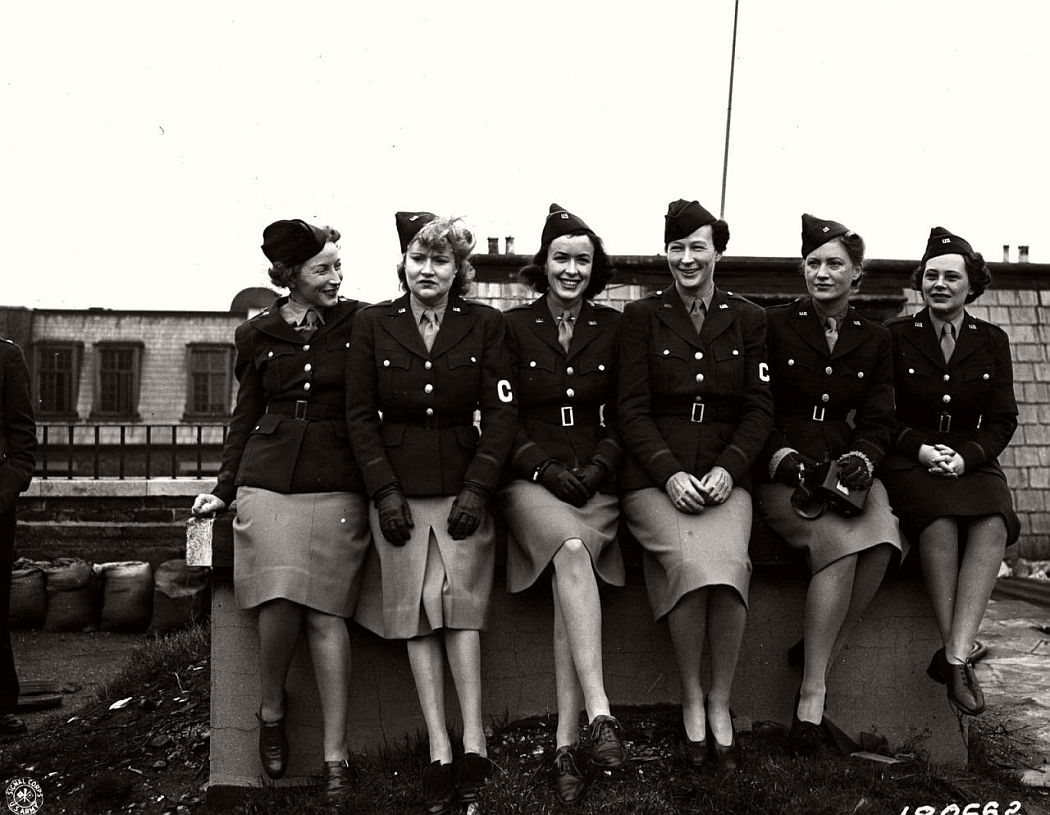 american-women-in-world-war-ii-vintage-photos-06