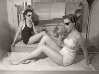 Helena Rubinstein's Glamor Factory in New York City (1930s)