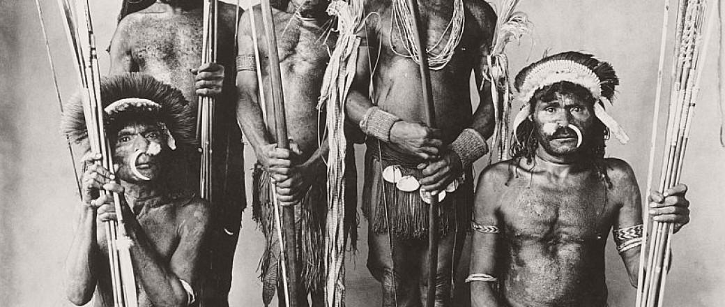 Irving Penn: Women, Warriors