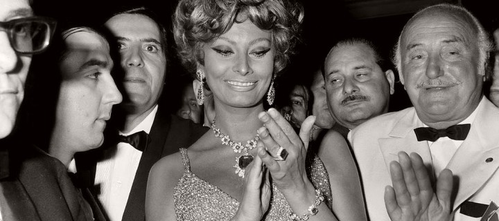 Vintage: Celebrities by paparazzi Elio Sorci (1950s and 60s)
