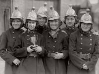 Vintage: Female Firefighters (1916 – 1942)