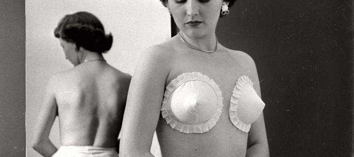 Vintage: The Adhesive Bras (1949)