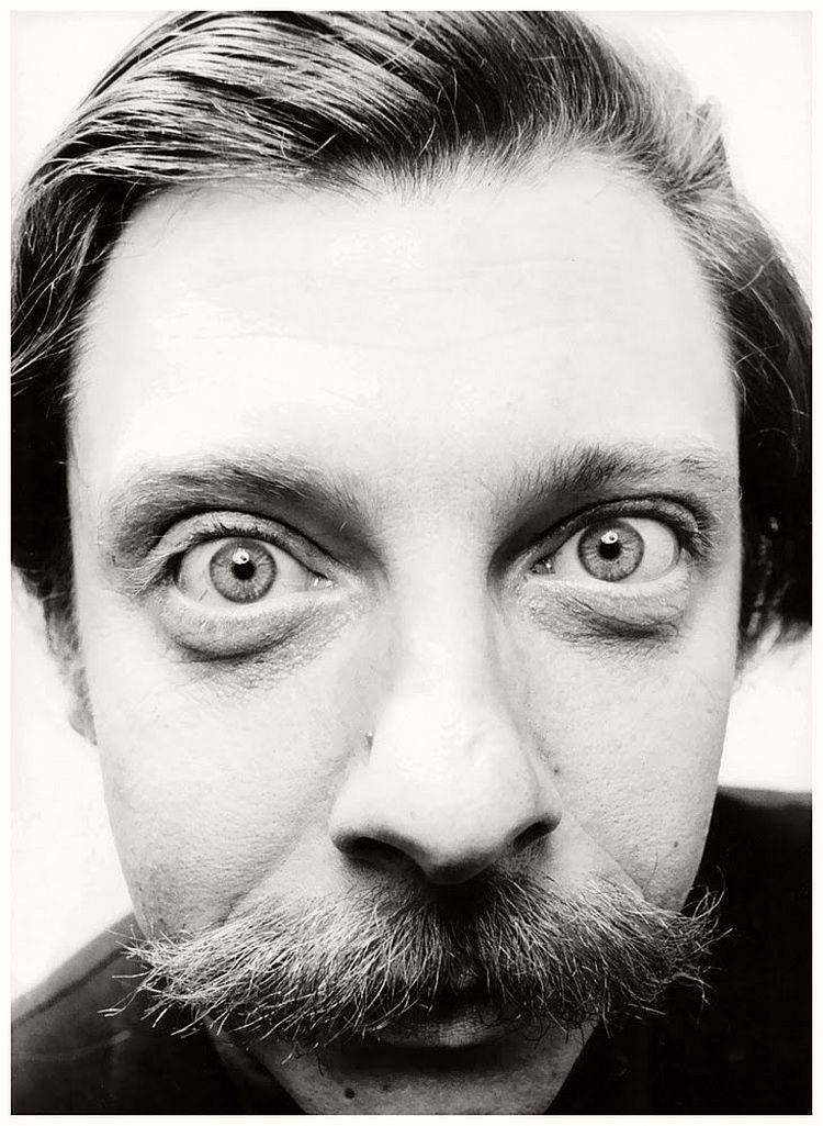 Charles Matton - willy-rizzo-portraits-funny-faces-of-celebrities-1960s