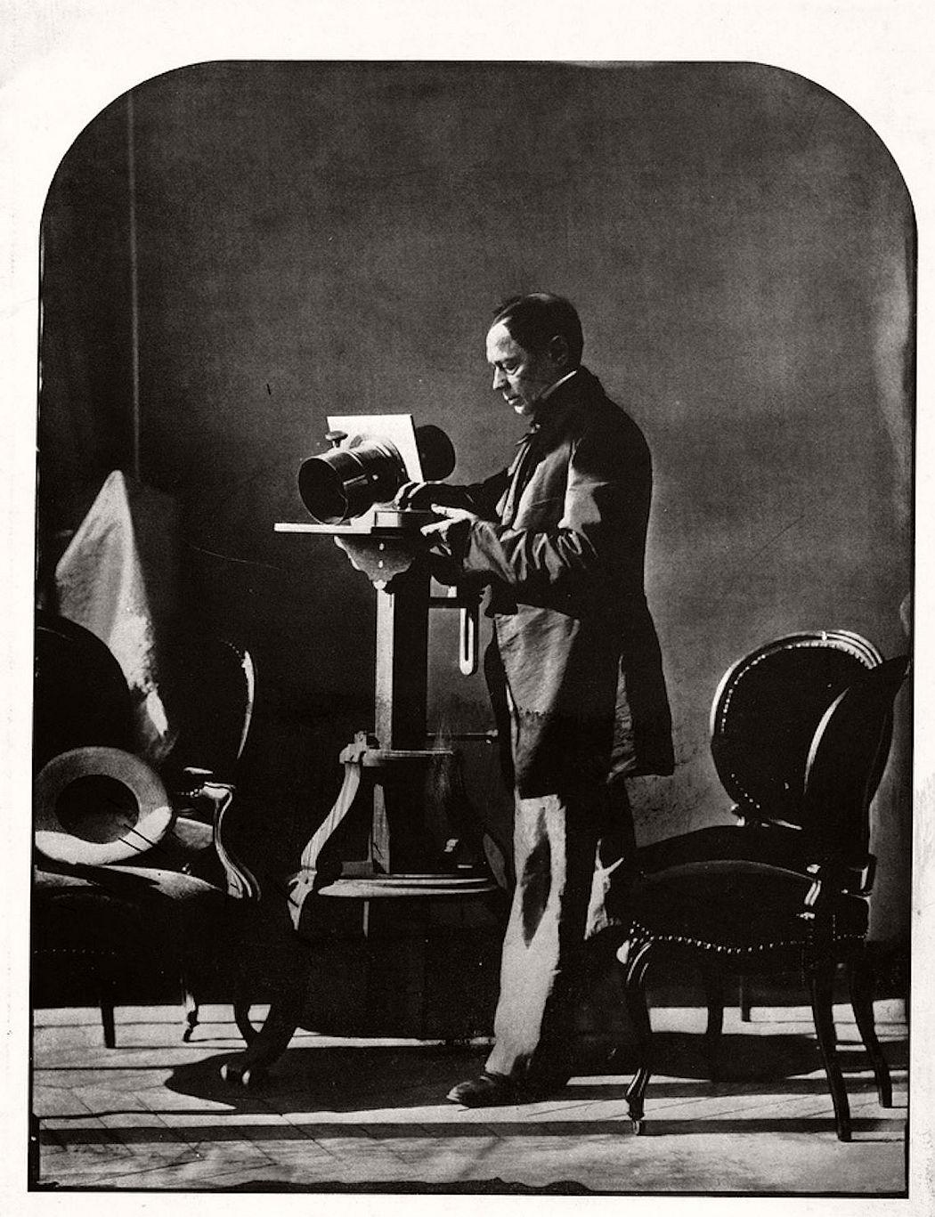 Hippolyte Bayard 1855