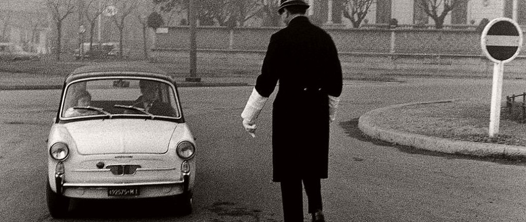 Everyday Life in Italy by Gianni Berengo Gardin (1960s)