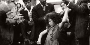 Lucien Clergue: Les Gitanes