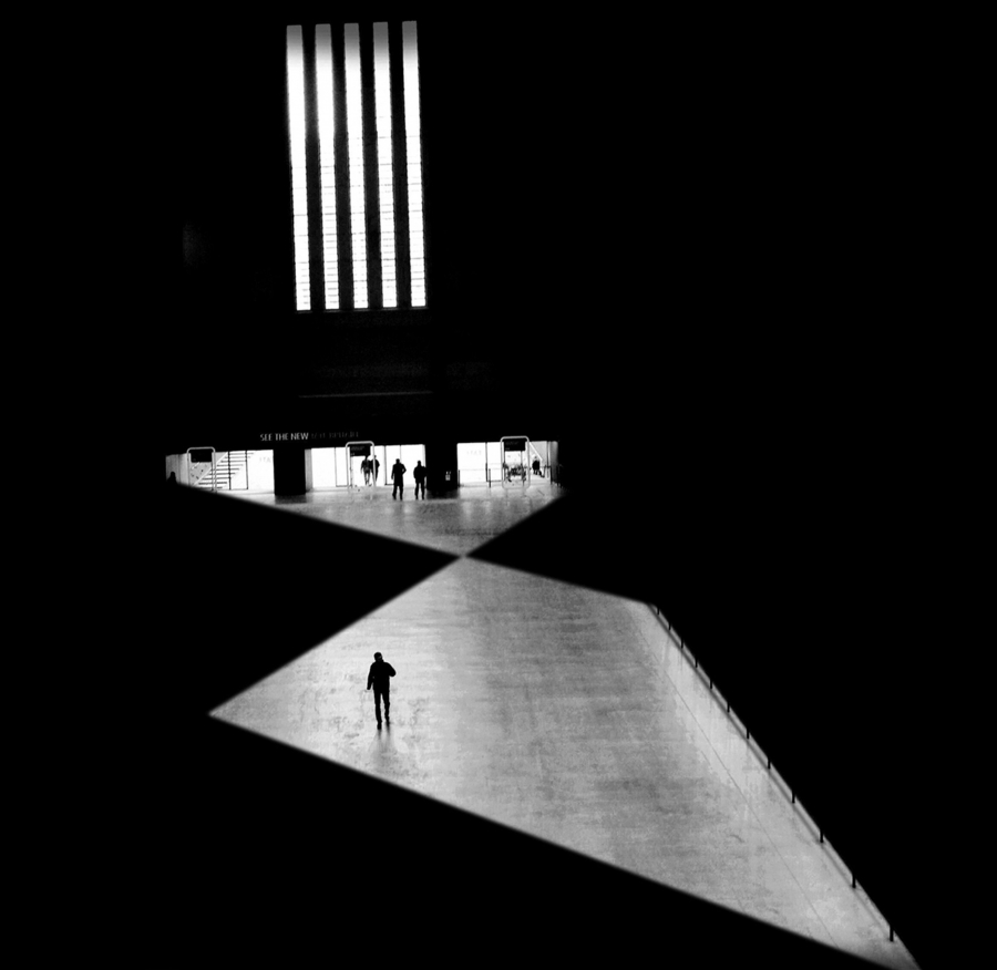 SECOND PLACE WINNER - Architecture: Interior (PROFESSIONAL) Madiha` Abdo (United Kingdom) Dark composition
